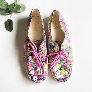 8b07af1ac7b Keds Champion Spring Floral Print Sneakers 10